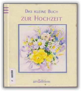 Das kleine Buch zur Hochzeit